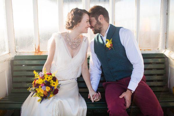 Может ли невеста быть не в белом платье